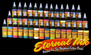 Eternal Ink Complete 50 Colour Set