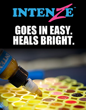 Intenze Ink Available From Newschooltattoo.com