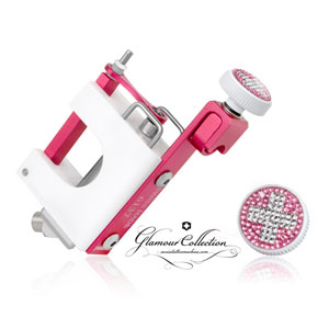 Swiss Tattoo Machine Swiss Sassy RCA to Jack