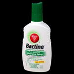 Anaesthetics: Bactine Spray Antiseptic