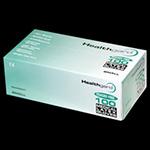 Disposable Gloves Healthgard Powder Free Latex - White