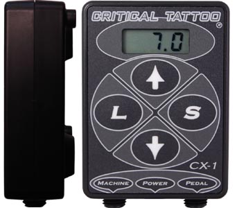 Critical Tattoo Power Supply CX-1