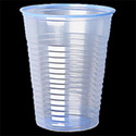 Disposable Plastic Cups (100)